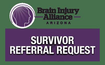 Survivor Referral Request
